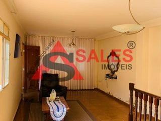 Foto do Casa-Casa à venda R$ 750.000 e locação R$ 3.000, com 2 dormitórios, 2 salas, cozinha, 2 vagas, entrada lateral,  Vila Firmiano Pinto, São Paulo, SP