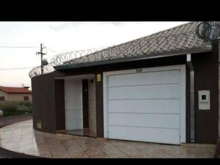 Foto do Casa-Casa com 2 dormitórios à venda, 155 m² por R$ 280.000 - Jardim Santo Antonio - Jardinópolis/SP