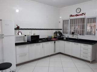 Foto do Casa-Casa residencial à venda com 2 quartos, 1 suíte, 3 vagas, Jardim Vista Alegre, Bragança Paulista/SP