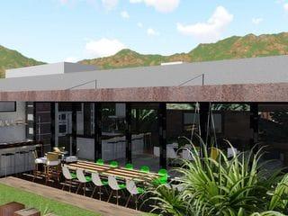 Perspectiva do Casa-Casa à venda, Condomínio Residencial Campos do Conde, Bragança Paulista, SP