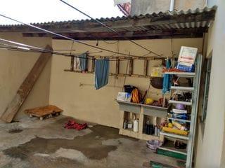 Foto do Casa-Casa à venda, Vila Batista, Bragança Paulista, sp. sobrado com 120m2 de Área construída  tem três dormitórios / garagem para dois carros.