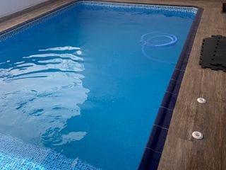 Foto do Casa-Casa térrea a venda no Jardim Burle Marx - 360m² terreno - 220m² construção - 3 dormitórios, sendo 2 suítes - 4 vagas - piscina - churrasqueira