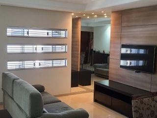 Foto do Casa-Casa Térrea à venda, Jd Lago Parque - 5 Quartos sendo 2 suítes - Sala 2 ambientes - Churrasqueira - Decorada - Ar-condicionado - Lavabo - Armários