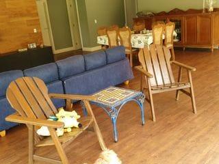 Foto do Casa-Casa Térrea à venda, Terras de Santana II - Condomínio Morada Imperial - 3 Suítes - Quintal gramado - Churrasqueira - Completa em armários - Terreno grande