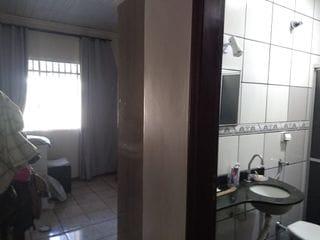 Foto do Casa-Casa à venda, sala, 2 quartos (sendo 1 suíte),  área de lazer com piscina, churrasqueira, Jd. Quebec, Londrina, PR