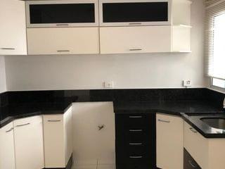 Foto do Casa-Sobrado à venda, Aurora - Village La Coruna - 4 Quartos sendo 1 suíte - Lavabo - Closet - Cozinha Planejada - Espaço Gourmet - 2 Garagens