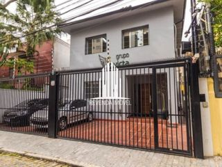 Foto do Casa-Casa recém reformada de 230m² com 4 dormitórios (1 suíte), churrasqueira e 5 vagas na Vila Mariana.