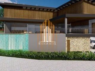 Foto do Casa-- Colinas da Anhanguera - Casa Assobradada com 4 suítes  e 8 vagas de garagem