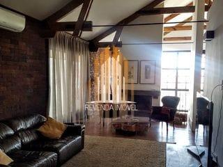 Foto do Casa-Casa no Tamboré 10 Terras Altas com 4 dormitórios sendo 4 suítes, 2 salas 6 Vagas, com 500m2 ac