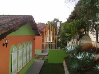 Foto do Casa-Casa Terreá 5 Dormitórios em Santana de Parnaíba