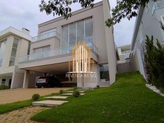 Foto do Casa-4 suites, piscina, casa, condominio, alphaville, 6 vagas