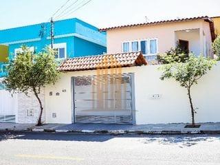 Foto do Casa-Casa à venda com 3 quartos sendo uma linda suíte, garagem para quatro carros próximo ao centro de Santana, Jardim São Luís, Santana de Parnaíba, SP