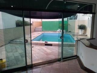 Foto do Casa-Casa com 4 dormitórios para alugar, 380 m² por R$ 6.500,00/mês - Morada dos Pássaros - Barueri/SP
