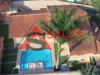 Foto do Chácara-Chácara à venda, Granja Caiapiá, Cotia, SP. Casa térrea  1.000 m² 540 m². Piso Porcelanato Armários Planejados 5 Dormitórios sendo 3 Suítes Master