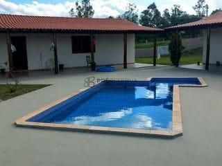 Foto do Chácara-Linda Chácara de 1 alqueire com casa e piscina em Piratininga/SP.