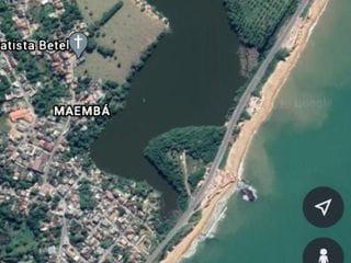 Foto do Chácara-Chácara/Sítio às margens da lagoa de Maembá à venda - Anchieta - ES