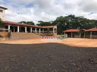 Foto do Chácara-Chácara com 5 dormitórios para alugar, 48 m² por R$ 6.500,00/mês - Centro - Jurucê/SP