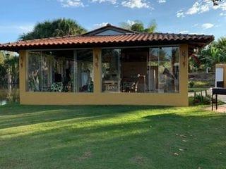 Foto do Chácara-Chácara à venda, 4 quartos, 2 suítes, 1 vaga, Bela vista de Goiás - Bela Vista de Goiás/GO