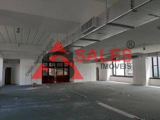 Foto do Conjunto-Conjunto com 12 vagas / 2 salas / 562,00 área útil à venda e para locação, Cidade Monções, São Paulo, SP  agende sua visita logo!!