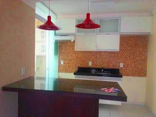 Foto do Apartamento-Apartamento à venda, 50m² sendo 2 quartos, 1 banheiro, 1 vaga, quadra poliesportiva, playground, Parque Jambeiro, Campinas, SP