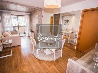 Foto do Apartamento-Apartamento Novo a Venda com  2 Dormitórios, sendo 1 Suite com Vaga no Centro com  73M²
