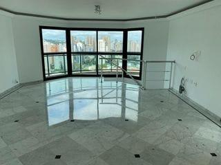 Foto do Cobertura-Cobertura com 4 dormitórios, 326 m² - venda por R$ 3.500.000,00 ou aluguel por R$ 10.500,00/mês - Campo Belo - São Paulo/SP