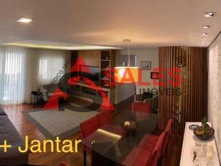 Foto do Cobertura-Excelente Cobertura Duplex com 3 dormitórios sendo 1 suite à venda, 160 m² por R$ 1.499.000,00 localizado na Rua do Boqueirão - Saúde, São Paulo, SP