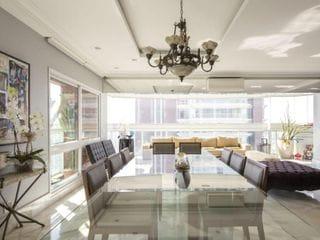 Foto do Cobertura-Cobertura com 4 dormitórios à venda, 389 m² por R$ 4.600.000,00 - Vila Gomes Cardim - São Paulo/SP