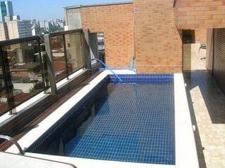 Foto do Cobertura-Cobertura com 4 dormitórios, 620 m² - venda por R$ 2.600.000,00 ou aluguel por R$ 10.000,00/mês - Butantã - São Paulo/SP