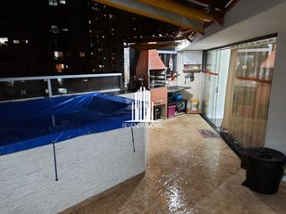 Foto do Cobertura-Vendo Cobertura Duplex no Morumbi