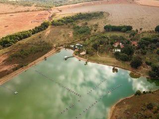 Foto do Fazenda-Fazenda com 10 dormitórios à venda, 13552000 m² por R$ 85.000.000,00 - Bela Vista  - Três Ranchos/GO