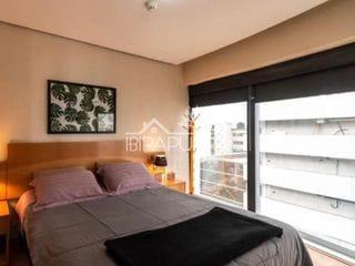 Foto do Flat-Flat muito charmoso de 33 m2 totalmente moiliado , próximo da estação de metrô Brigadeiro e Trianon Masp .