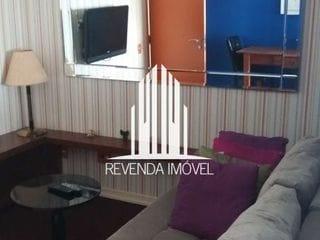 Foto do Flat-Apartamento de 50m², Moema, Zona Sul