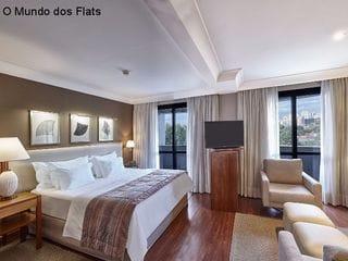 Foto do Flat-Flat em pinheiros 2 quartos 2 garagens para alugar em são paulo sp