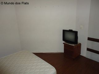 Foto do Flat-FLAT PARA VENDA NO IBIRAPUERA 1 DORMITORIO, 1 VAGA DE GARAGEM