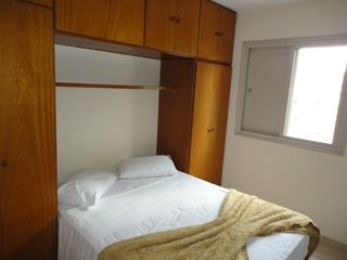 Foto do Flat-Flat 1 quarto 1 garagem para alugar na Liberdade em são paulo sp