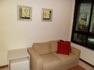 Foto do Flat-Apartamento no morumbi 1 quarto 1 garagem para alugar em são paulo sp
