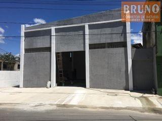 Foto do Galpão-Galpão para Venda, Guarapari / ES, bairro Kubitschek, área total 300,00 m², área construída 300,00 m², excelente localização