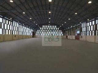 Foto do Galpão-Galpão para alugar, 2304 m² por R$ 70.000,00/mês - Parque Novo Mundo - São Paulo/SP