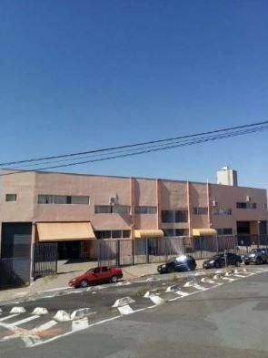 Foto do Galpão-Galpão à venda, 755 m² por R$ 1.680.000,00 - Jardim Leonor - Campinas/SP