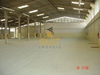 Foto do Galpão-Galpão Industrial de 2200m² para Locação em Barueri, SP