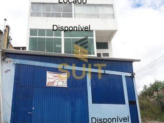 Foto do Galpão-Galpão 843m² para Locação Parcial, Jardim Lindomar, Jandira, SP