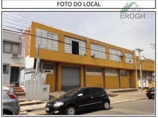 Foto do Galpão-Galpão comercial para venda e locação, Parque Rural Fazenda Santa Cândida, Campinas.