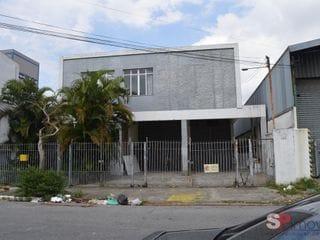 Foto do Galpão-Galpão para alugar, 1120 m² por R$ 13.000,00/mês - Vila Maria Baixa - São Paulo/SP