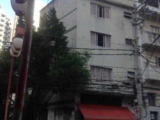 Foto do Kitnet-Kitnet com 1 dormitório para alugar, 25 m²- Liberdade - São Paulo/SP