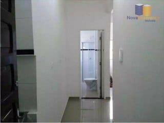 Foto do Kitnet-Kitnet com 1 dormitório, 32 m² - venda por R$ 185.000,00 ou aluguel por R$ 1.150,00/mês - Campos Elíseos - São Paulo/SP