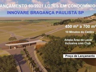 Foto do Lançamento-Vendo Condomínio INNOVARE Lançamento em Bragança Paulista SP