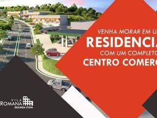 Perspectiva do Lançamento-Loteamento Residencial e Comercial à venda, Vila Romana, Bragança Paulista, SP