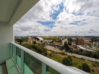 Foto do Lançamento-Edifício North Side - Apartamento com excelente vista de 3 quartos (3 suítes) 2 vagas de garagem à venda, Ahú, Curitiba, PR