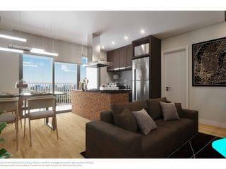 Foto do Apartamento-Apartamentos de 2 ou 3 quartos, opções com suite, sacada com churrasqueira - Lançamento em Curitiba